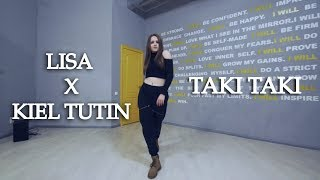 LISA X KIEL TUTIN [ Taki Taki ] CHOREOGRAPHY / dance cover by JaYn