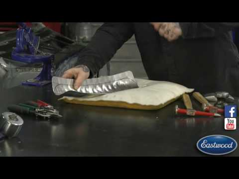 Motorcycle Fender Fab!  Building a Cafe Racer Fender from Scratch with Eastwood tools.