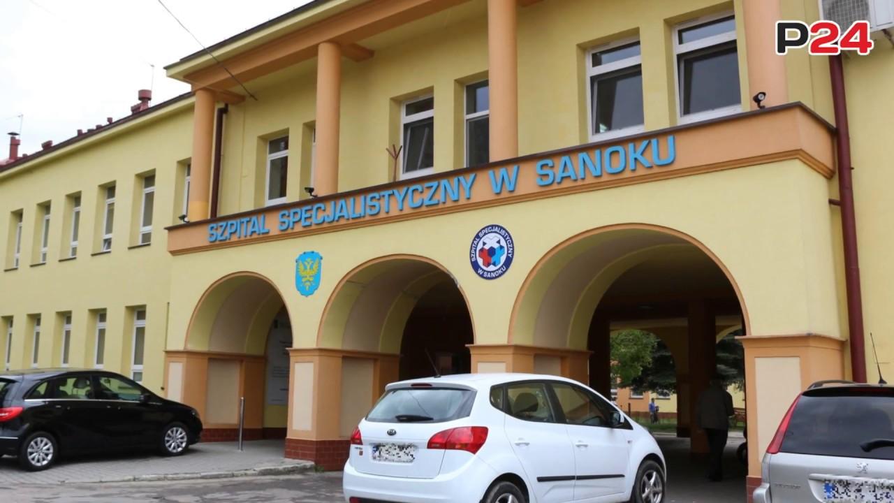 SZPITAL SANOK: 10 mln złotych na nowoczesny blok operacyjny