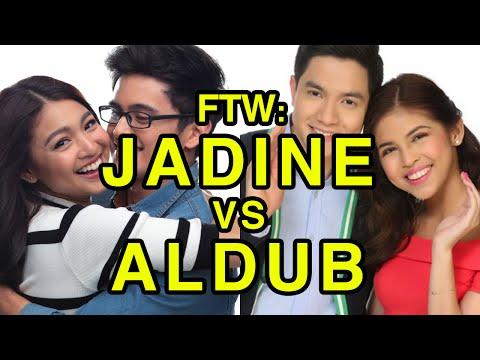 For The Win: Jadine vs Aldub