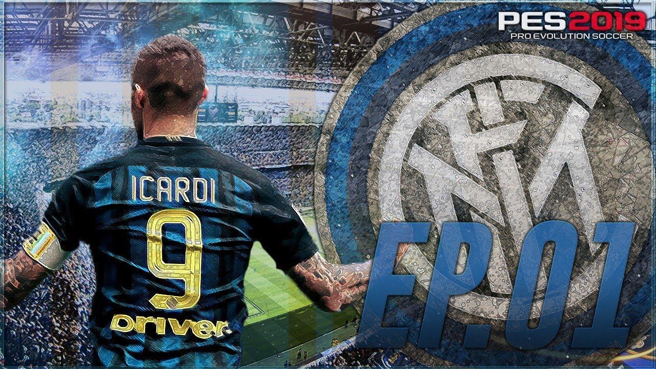 Inter Milan Calendrier.Pes 2019 Ligue Des Masters Le Renouveau De L Inter Milan Ep 01 Le Debut De Saison