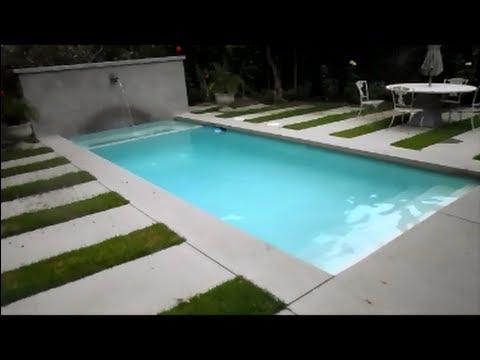 Pool Finish, White Plaster - Part Two