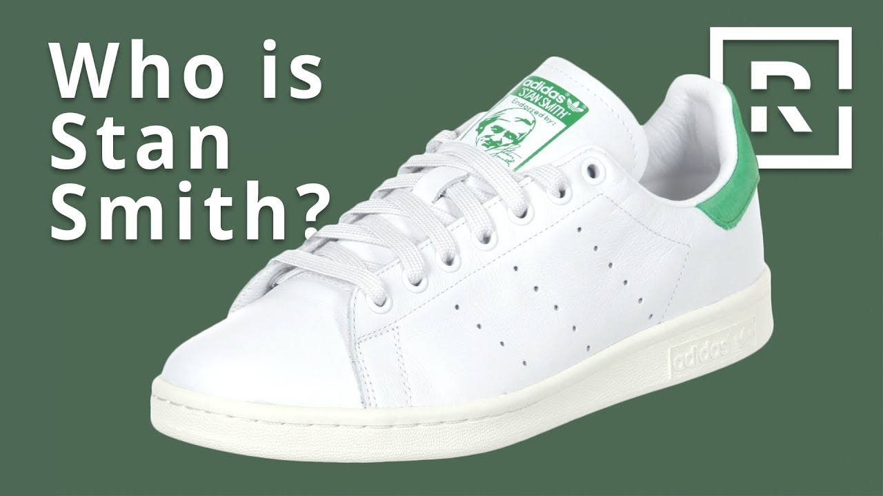 Who Is Stan Smith   73d0657858945