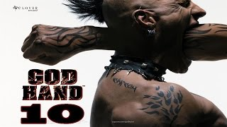 God Hand #10 Luchadore Ape - Let