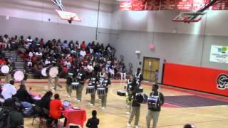Beaufort @ RHHS Drumline Show 2015