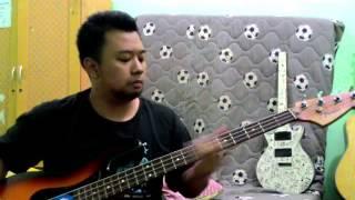 Endank Soekamti Feat Kemal Pahlevi - Luar Biasa (Bass Cover)