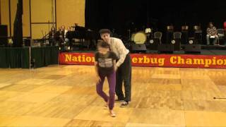 Camp Hollywood NJC 2011 - Showcase - Peter Kertzner & Alice Pye