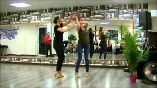 Bachata débutant à Dijon Danse