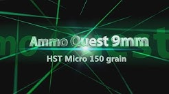 9mm Ammo Quest: Federal HST Micro 150 grain