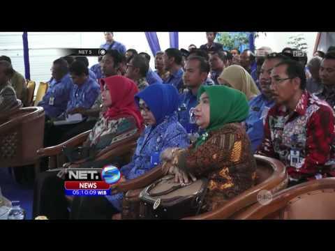 KPK Geledah Kantor Dinas PU Madiun - NET5