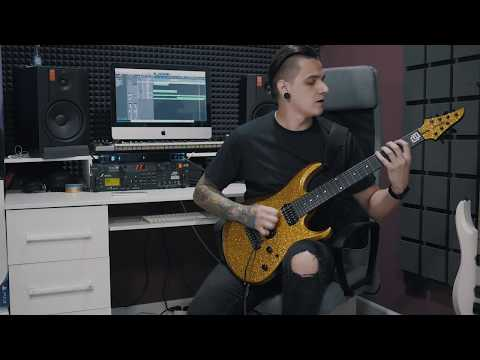 Shokran - Revival Of Darkness (Guitar Playthrough)