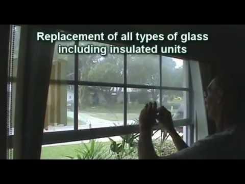 Window Service, Repair, Sliding Glass Door Rollers, New Port Richey, NPR, Clearwater, Dunedin,  FL