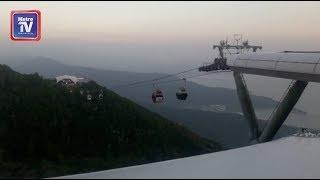 300 terperangkap dalam gondola, 700 terkandas