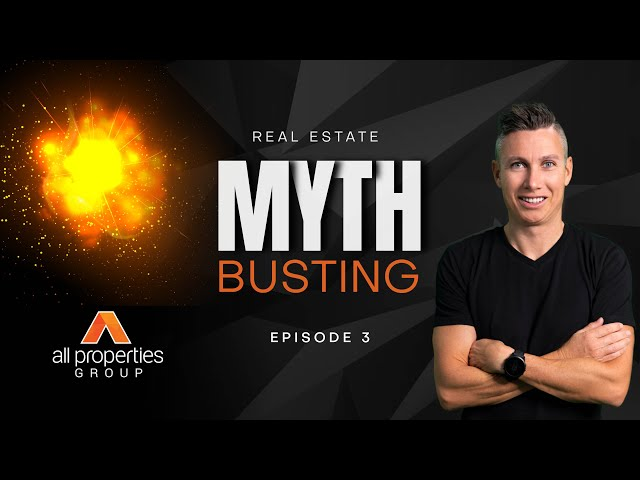 Are you underselling your home if you sell in the first week? MYTH BUSTING - Episode 3