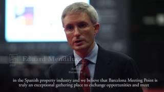 Eduard Mendiluce Fradera, CEO Anticipa Real Estate. thumbnail