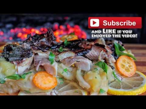 BEST FISH SALAD! - EASY RECIPE