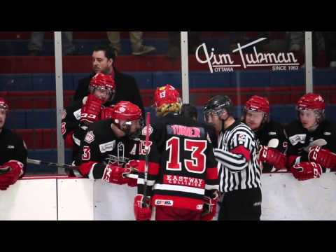 "CCHL Network - ""Game 7"" - Ottawa Jr Sens Vs Pembroke Lumber Kings"