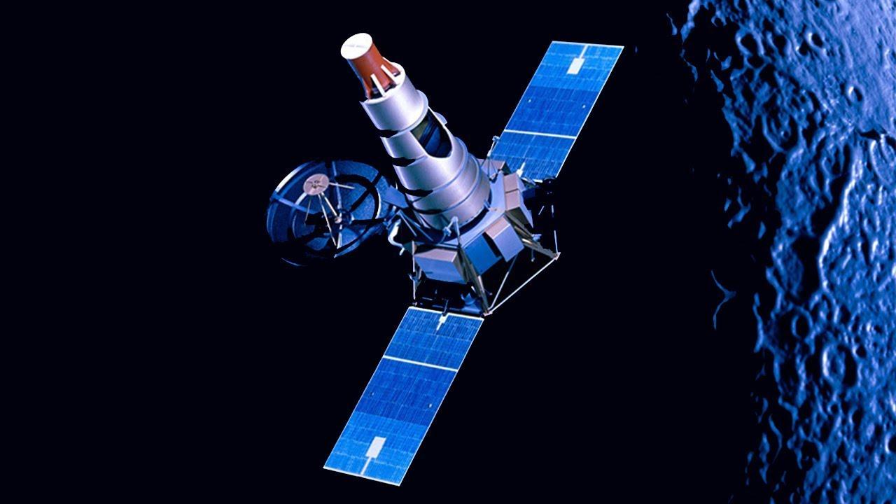 nasa ranger spacecrafts - 1280×720