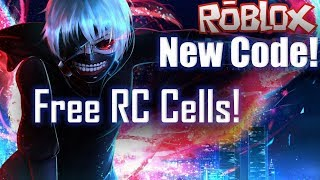[Ro Ghoul] How to get free RC! (New code)! for free RC!