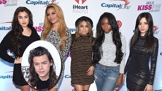 Fifth Harmony Reveal Advice Harry Styles Gave About Staying Together