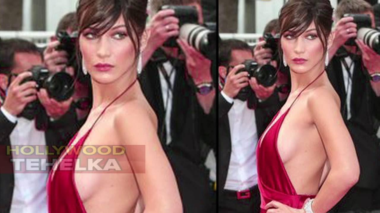 Sideboobs Bella Hadid nude photos 2019