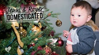 CHRISTMAS WITH THE MATHEWS | Jenni & Roger: Domesticated | Awestruck