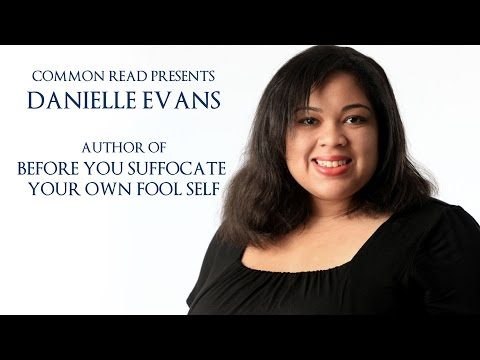Common Read Presents: Danielle Evans - YouTube