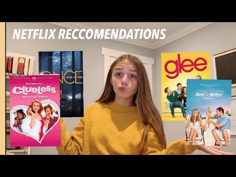 My Netflix Recommendations ( What 13 Year Olds Should Watch On Netflix)