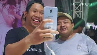 Banyak keseruan di acara Samsung x Jakcloth di Cirebon kemarin, Gan!