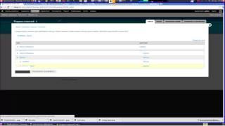WEB-технологии. Семинар №3 CMS Drupal7: типы материалов, пользователи, группы, права доступа(, 2015-05-29T04:01:43.000Z)