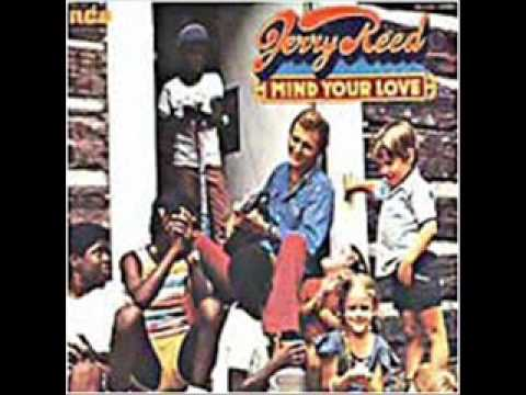 Jerry Reed - When My Blue Moon Turns To Gold Again