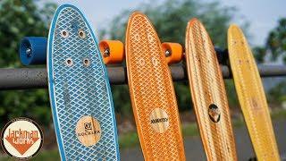 Pallet Wood Penny Board Skateboards