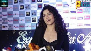 Ankita Lokhande's Best Bonding With Media - 2nd Expandables Award 2018 - Media Award