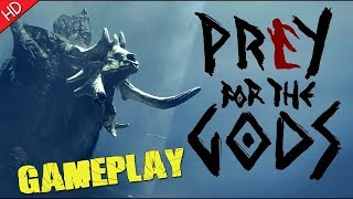 Praey for the Gods (HD) PC Gameplay