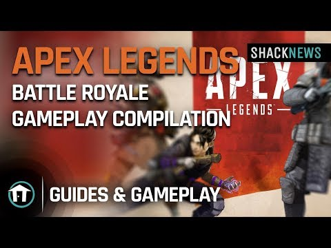 Apex Legends tops 25 million players, new legends coming