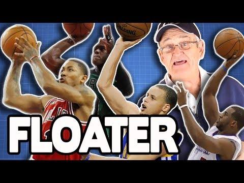 Secrets to the FLOATER! | How to shoot a Floater, Runner, Teardrop -- Shot Science Basketball