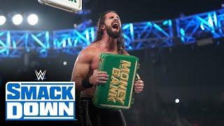 Big E vs. Kevin Owens vs. King Nakamura vs. Seth Rollins: SmackDown, July 16, 2021