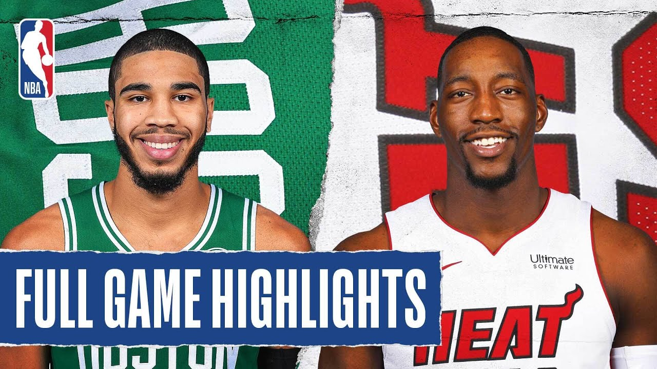 CELTICS at HEAT | FULL GAME HIGHLIGHTS