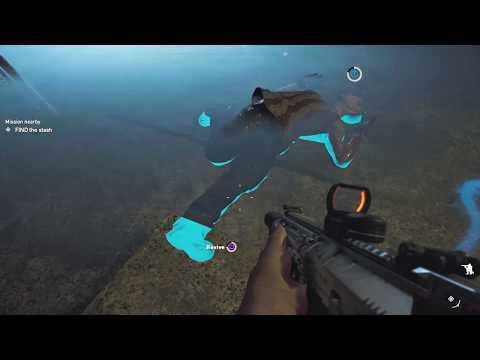 Far Cry 5 Dumpster Diving Prepper Stash Location Guide