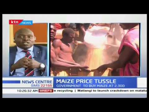 The plight of maize farmers: Farmers reject new maize prices by Government
