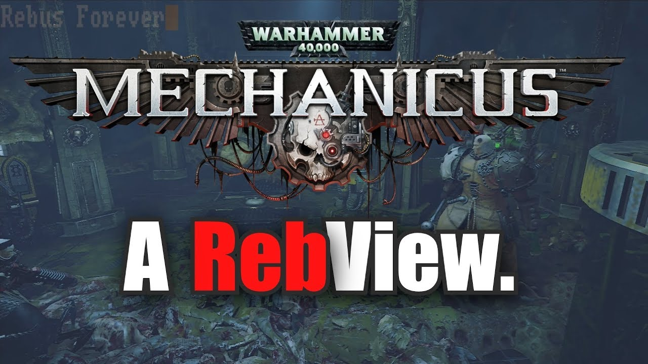 Warhammer 40k Inquisitor: Mechanicus - Prophecy - A RebView