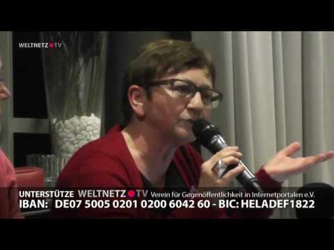 Inge Höger: Eine Einvernehmliche Auflösung des Euros wird es nicht geben