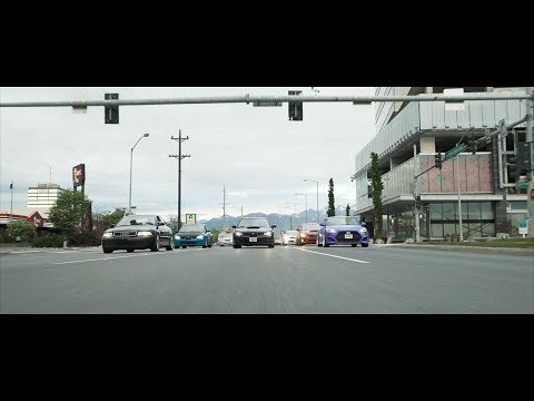 THE STRIP CRUISE | ANCHORAGE, ALASKA