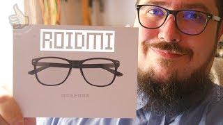 xiaomi ROIDMI B1 - Очки для офисных игроманов