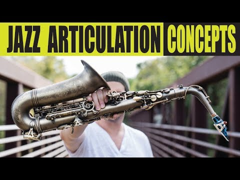 Jazz Articulation Concepts