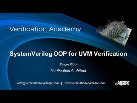 SystemVerilog OOP for UVM Verification
