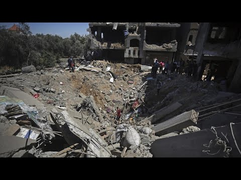 Tensions erupt between US, France at the United Nations over Gaza conflict
