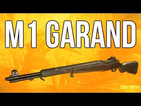 WW2 In Depth: M1 Garand Assault Rifle Review (Call of Duty: WWII)