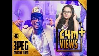 3 PEG - Kannada Rapper Chandan Shetty | Aindrita Ray | Reaction