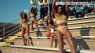 """Southern University Fabulous Dancing Dolls 2019 """"I Am Who They Say I Am"""""""